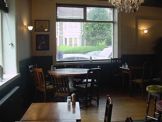 Pub interior photo