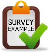 example survey