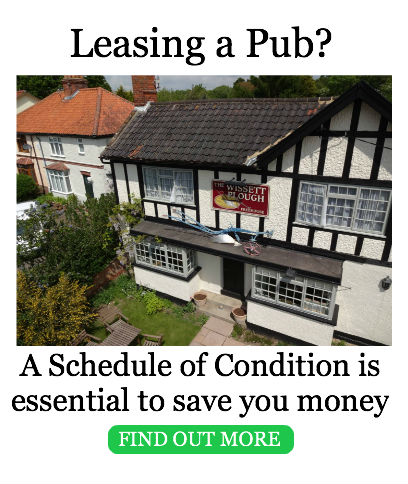 do you have a pub lease